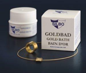 GOLD Reinigungsbad Tauchbad 150ml von SILBO