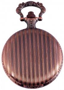 Taschenuhr Kupfern Metall Classix
