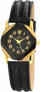 Armbanduhr Gold Schwarz Classique