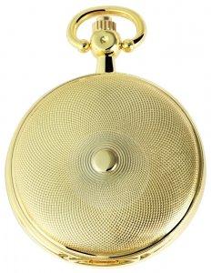 Taschenuhr Golden Metall Handaufzug Excellanc