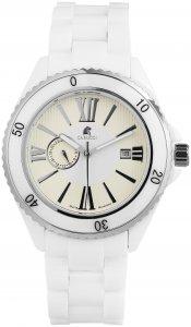 Armbanduhr Weiss Keramik CARUCCI CA7112WH