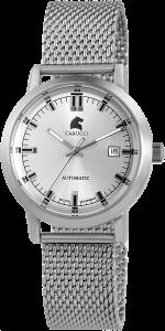 Armbanduhr Silber Metall CARUCCI CA2195ST-SL