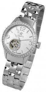 Armbanduhr Silber Metall CARUCCI CA2197SL