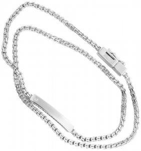Armband Wickelarmband Silber 925,er ESPRIT 37cm ESBR90662