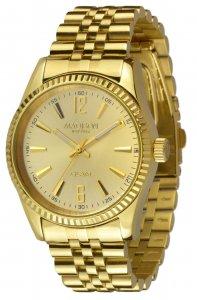 Armbanduhr Gold Metall Madison L4791D1 GLAMOR® Angie Gold
