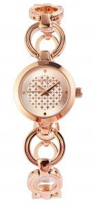 Armbanduhr Roségold Edelstahl 4YOU 250012001