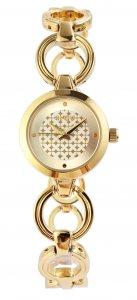 Armbanduhr Gelbgold Edelstahl 4YOU 250012002