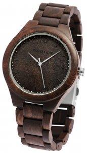 Armbanduhr Holz Sandelholz Braun Excellanc 2800049