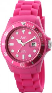 Armbanduhr Berry Silikon Datum JUST 48-S5457