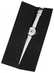Uhrenetui schwarzer Filz  25x6 cm