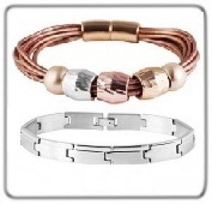 Armbänder aus Metall